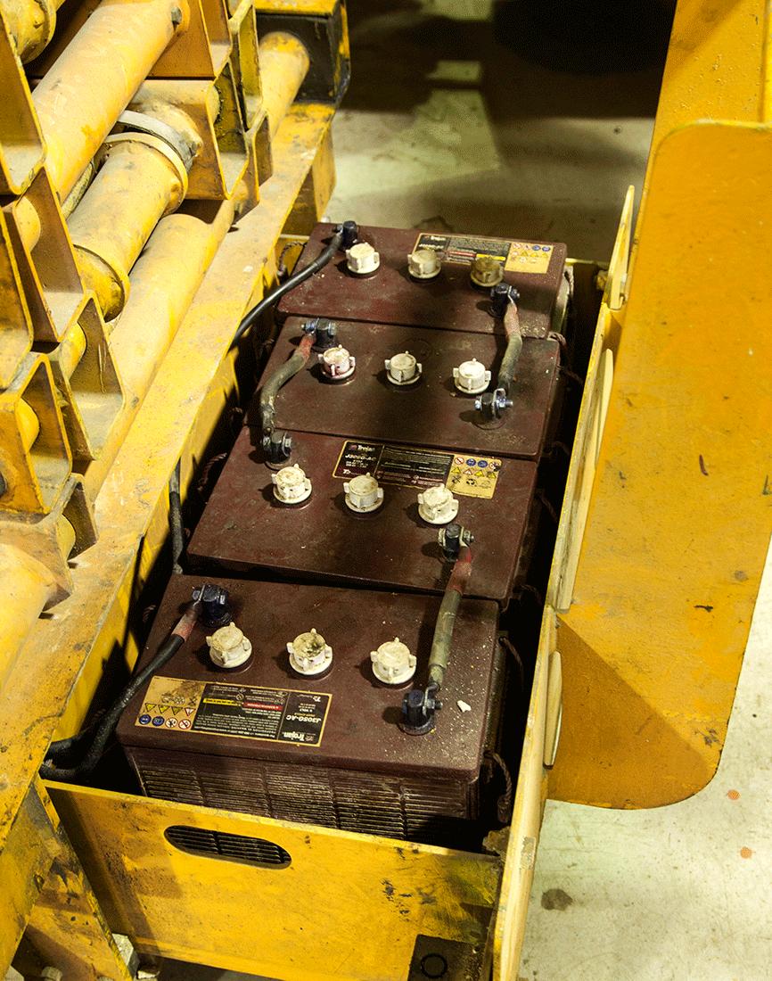 Подъемник Haulotte Compact 12
